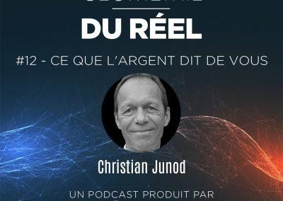 Podcast Géométrie du Réel, par Lionel Cruzille